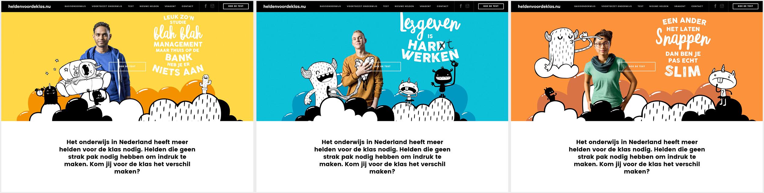 DEARDAN & Friends :Helden-voor-de-klas