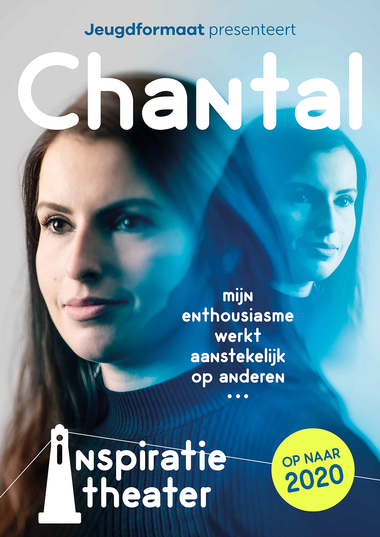 DEARDAN & Friends: Jeugdformaat presenteert, 'Inspiratietheater'.