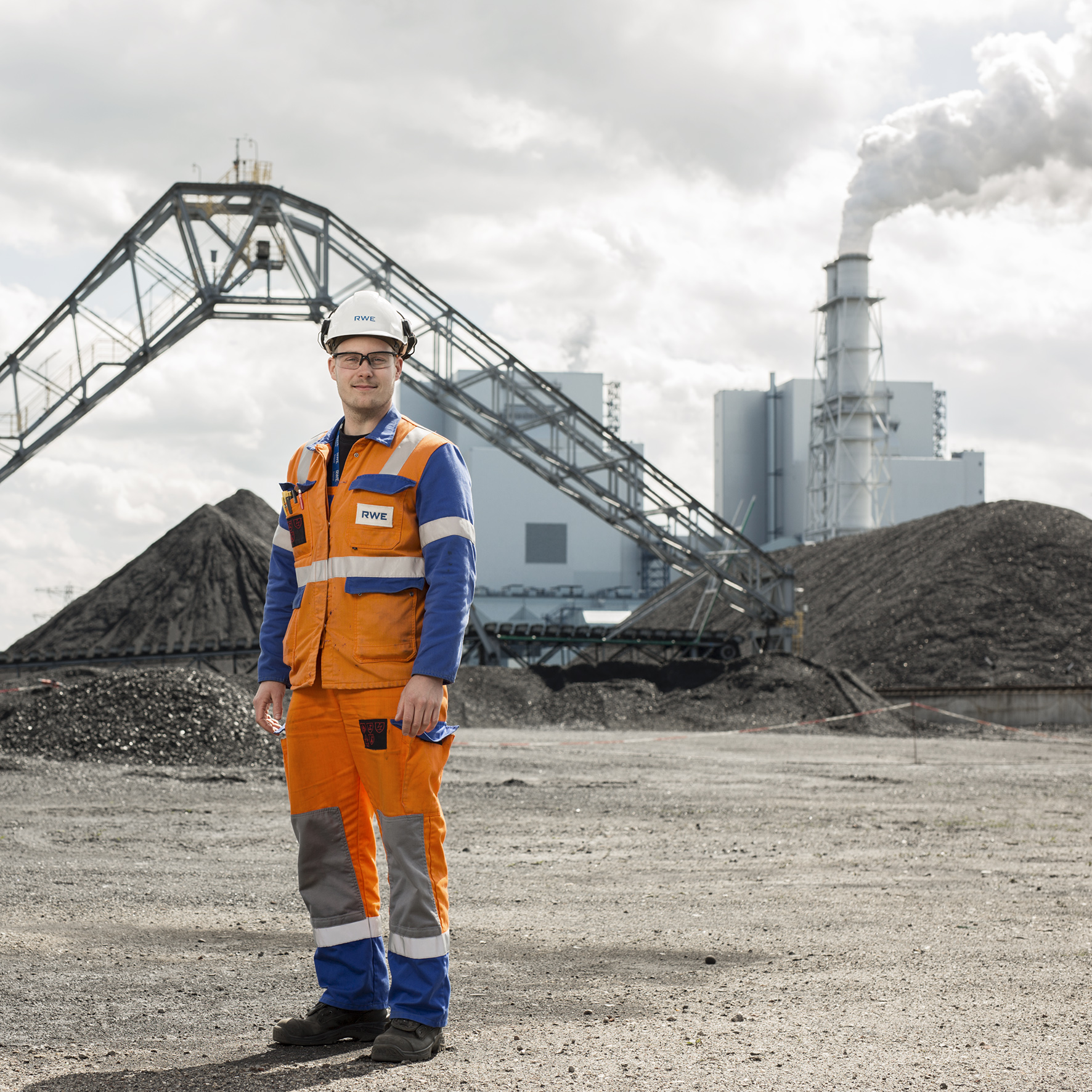 RWE: Campagne werken bij RWE.