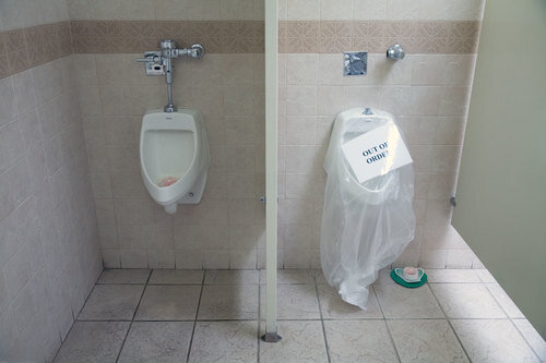Toiletten USA: Cafetaria, Grand Canyon