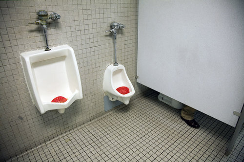 Toiletten USA: Outletcentre, Las Vegas