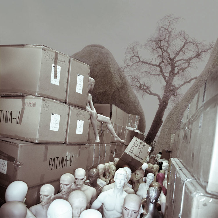 Invasion of the mannequins