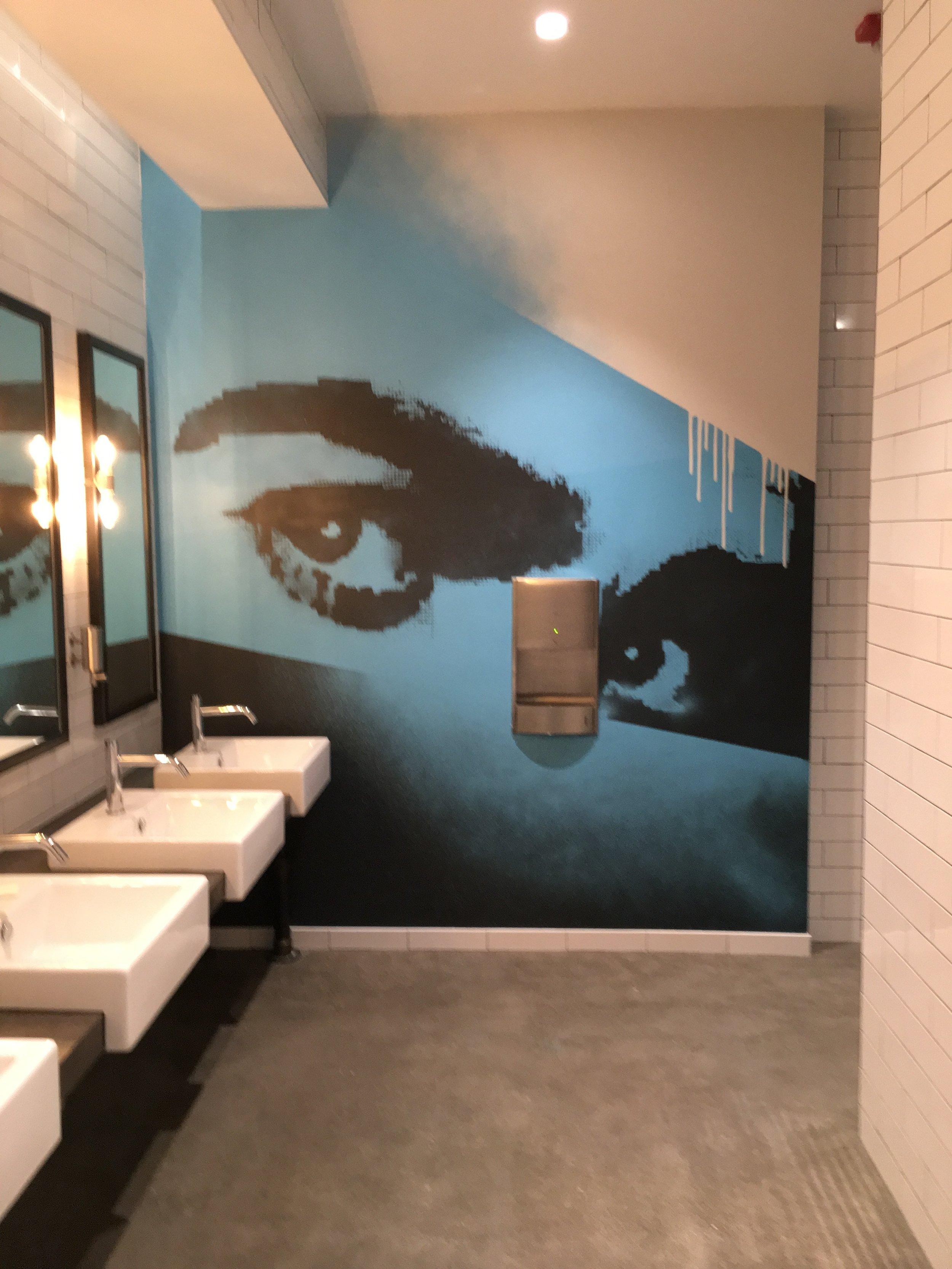 Office mural - San Francisco, CA 2016