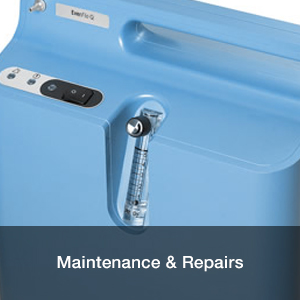 Respiratory Maintenance and Repairs