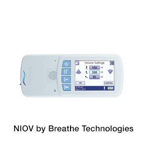 NIOV by Breathe Technologies