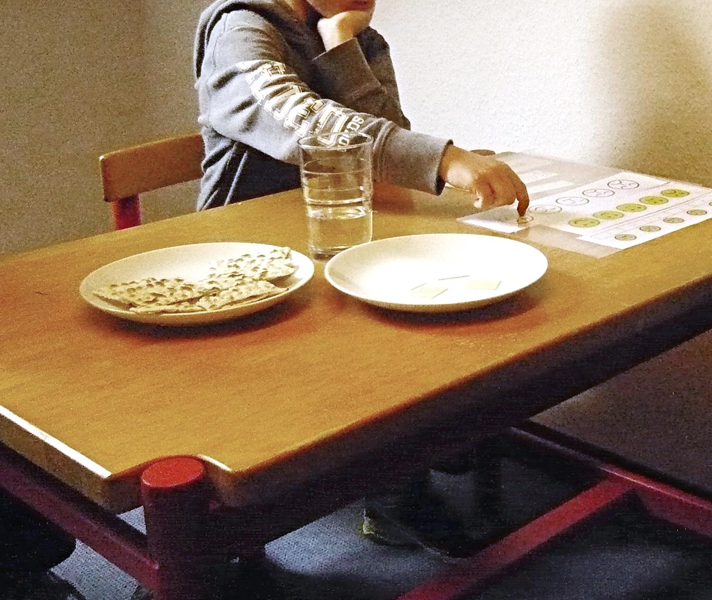 Taste test for paediatric drugs