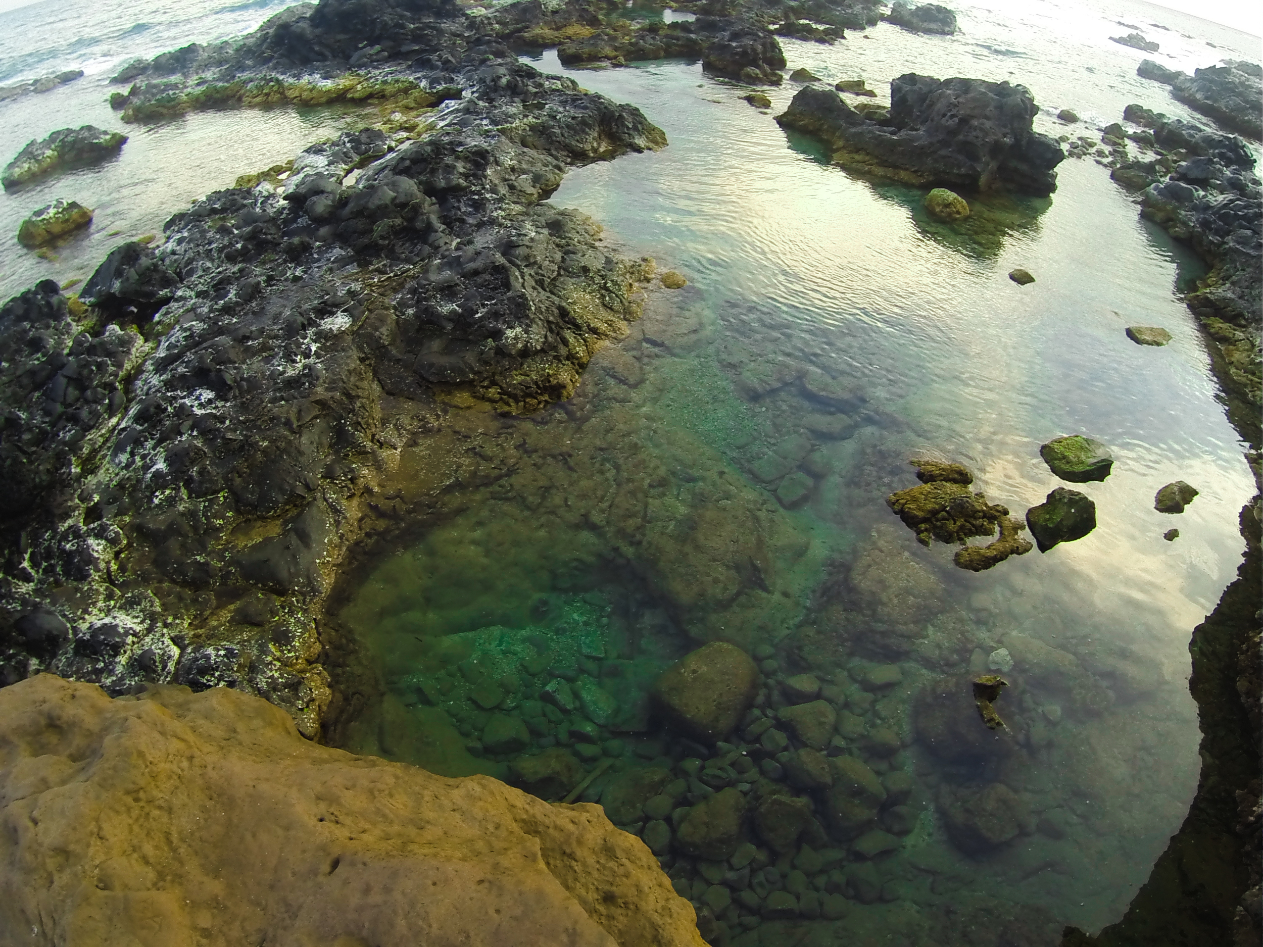 As tempting as it was to swim here, we had plenty of swim opportunities coming our way.