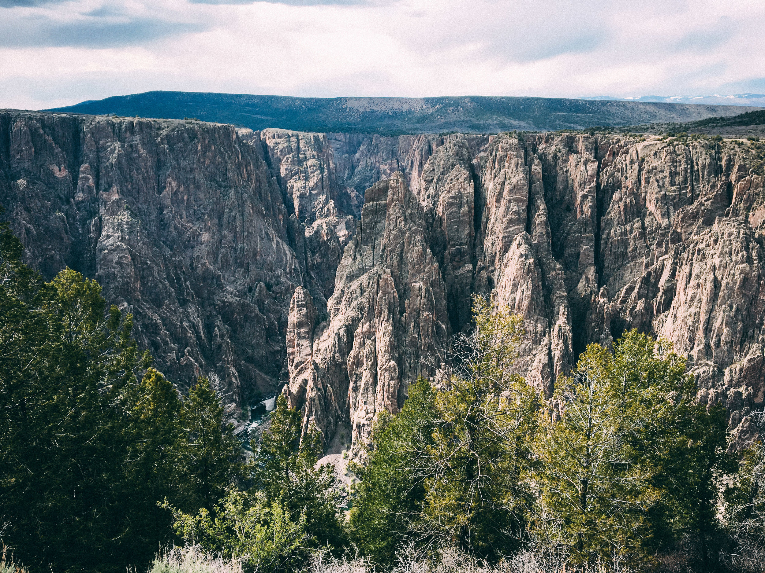 Black Canyon of the Gunnison National Park | Colorado