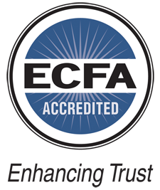 Servants Center is accredited with ECFA:   Evangelical Council for financial accountability