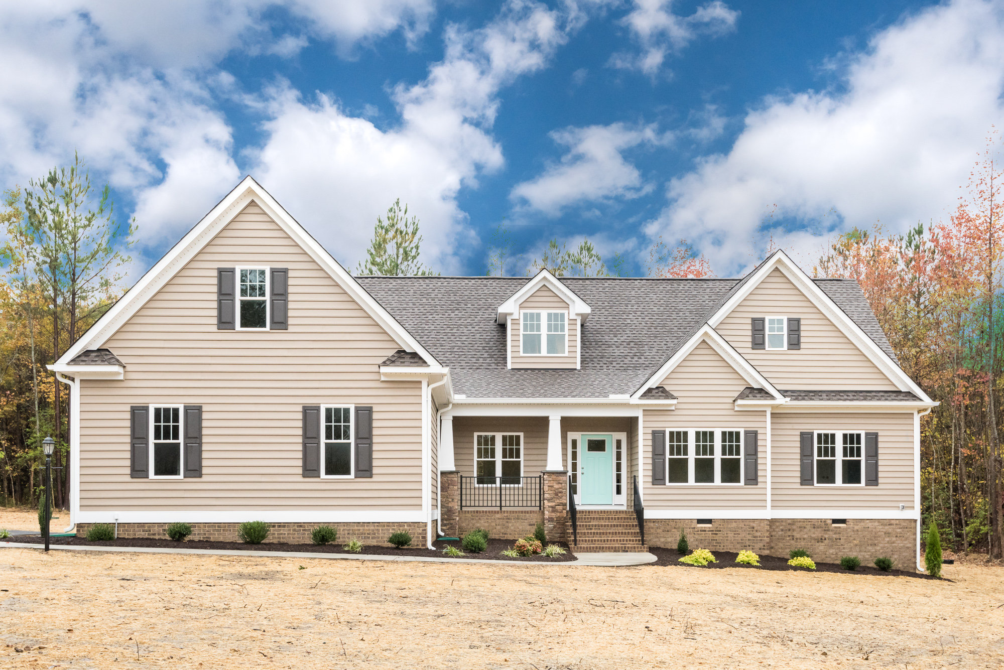 Shurm Homes - The Modified Jefferson