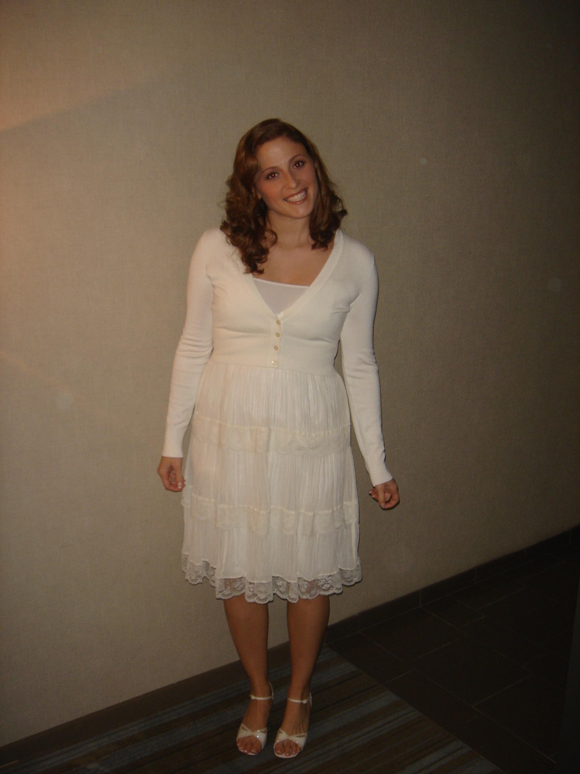 Me in My Dress.JPG