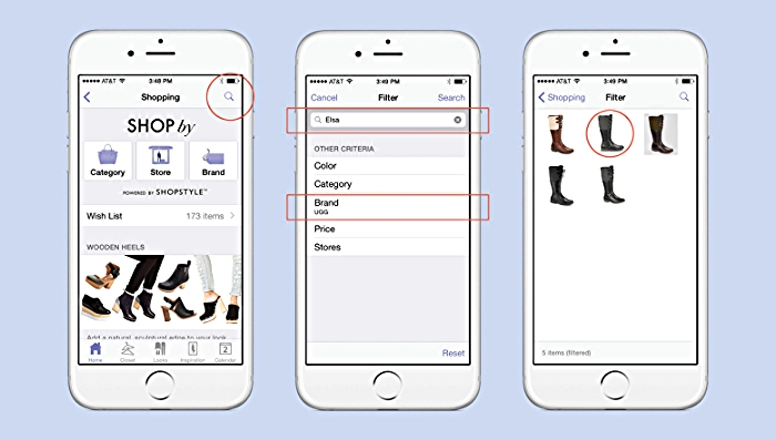 how to use stylebook app