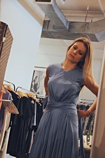 The Hannah dress.