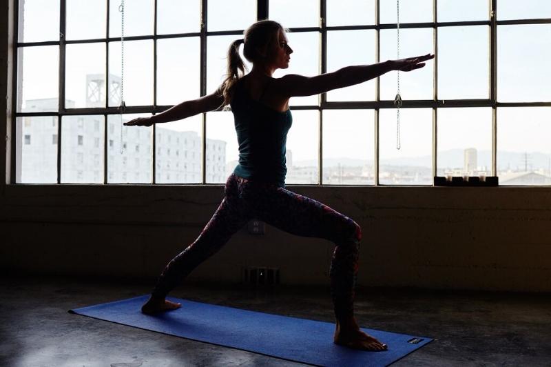 Online Yoga Travel Health and Wellness
