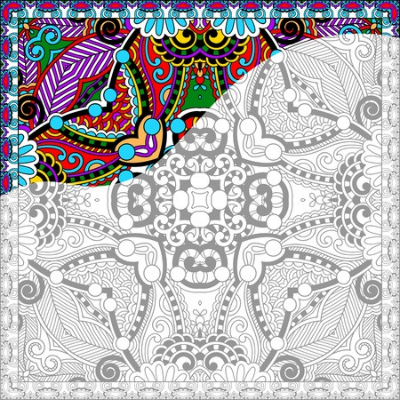 adult coloring for travel
