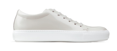 Acne Adrian Cement Tennis Shoes