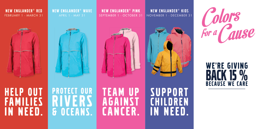 Colors for a Cause