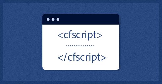 CFScript