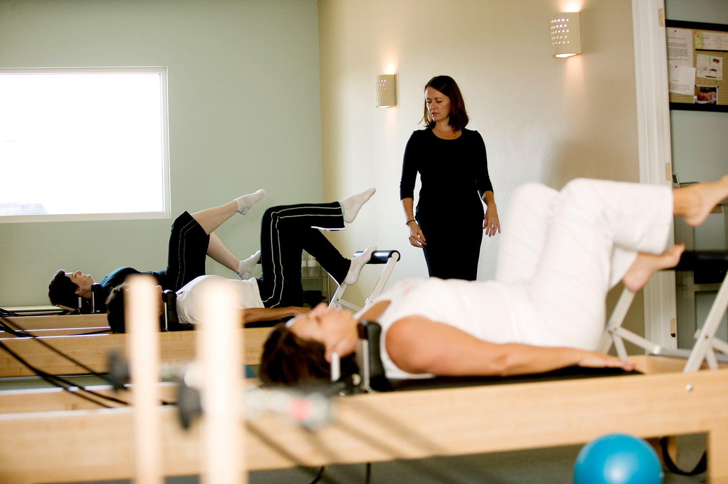 We do more than just Pilates    LEARN ABOUT OUR CLASSES    VIEW OUR CLASSES