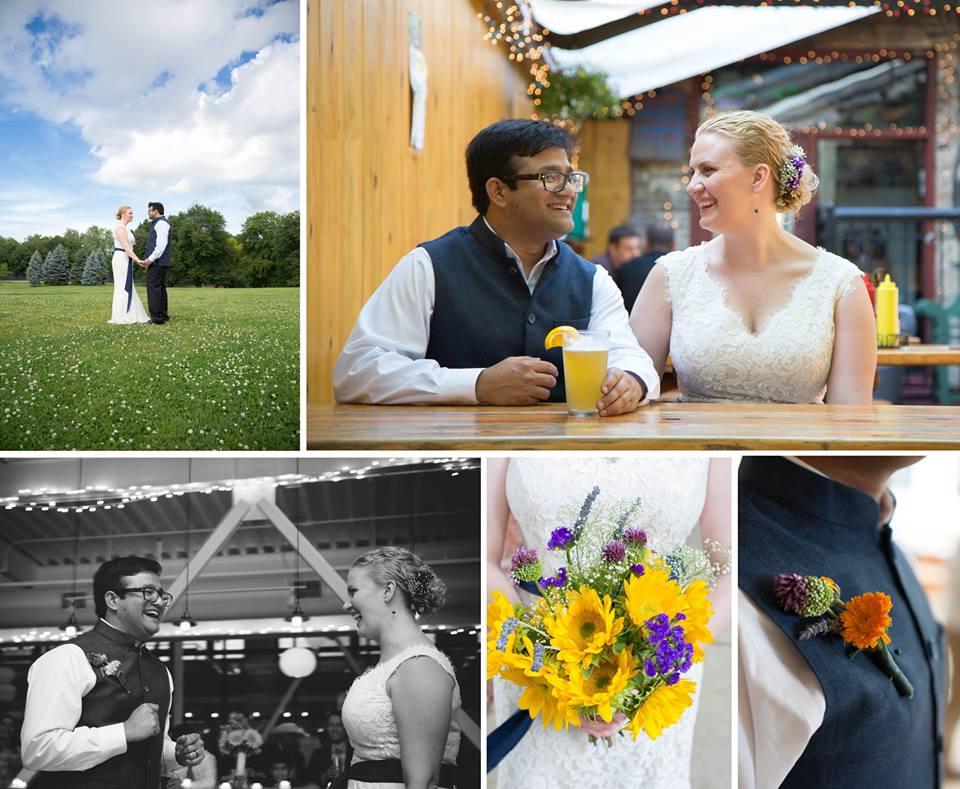 K.T. and Ankit's Wedding at GHL