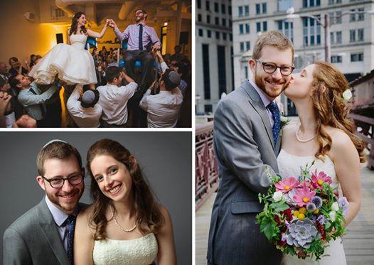 Anna and Ben's Wedding at GHL