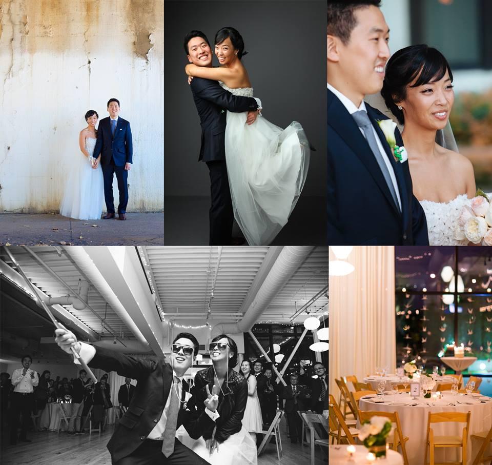 Susan and Hyun's Wedding at GHL