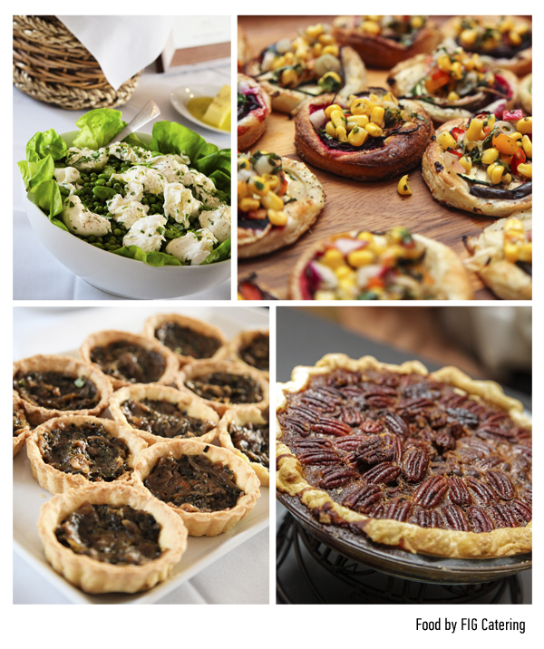 what to eat - FIG Catering