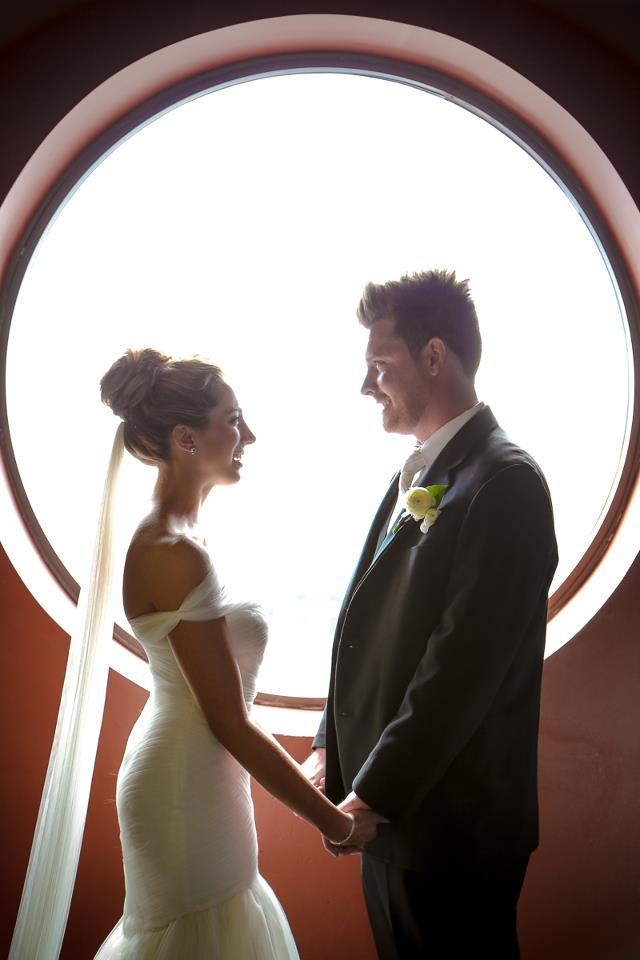 Ken and Lindsay's Wedding at GHL