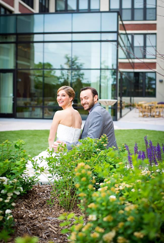 Heidi and Noah's Wedding at GHL