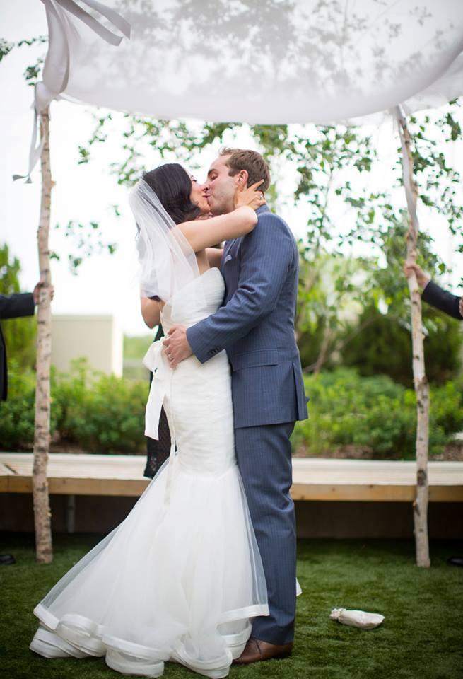 Arin and Adam's Wedding at GHL