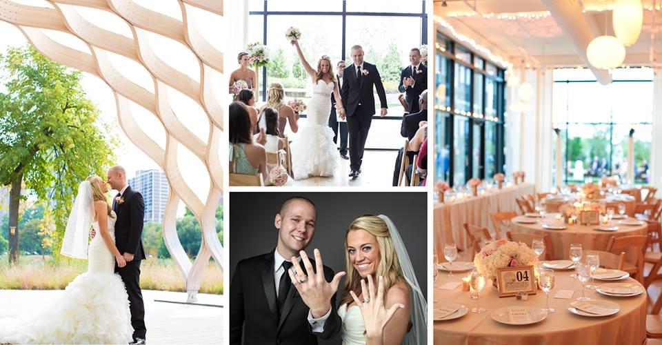Jenny and Rob's Wedding at GHL