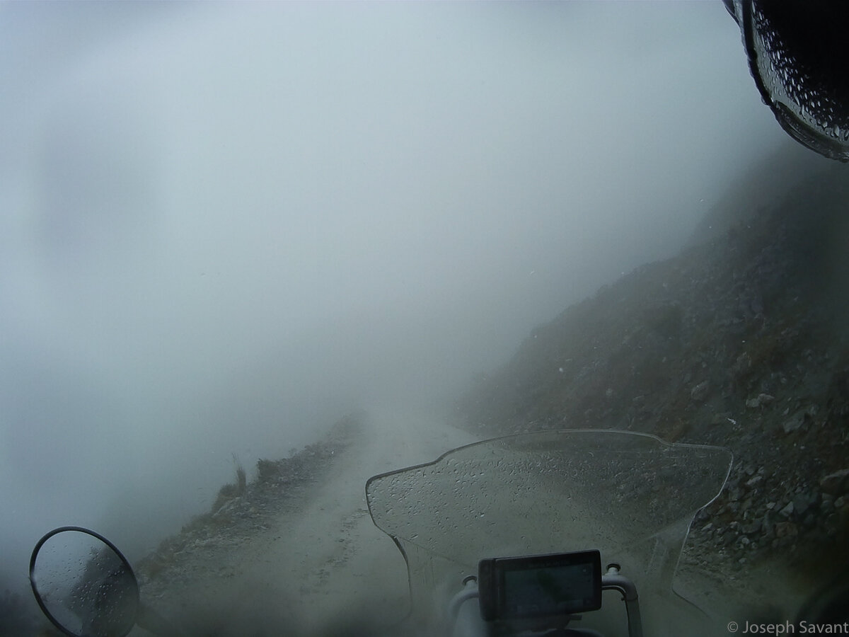 Peru @ 16,000 feet