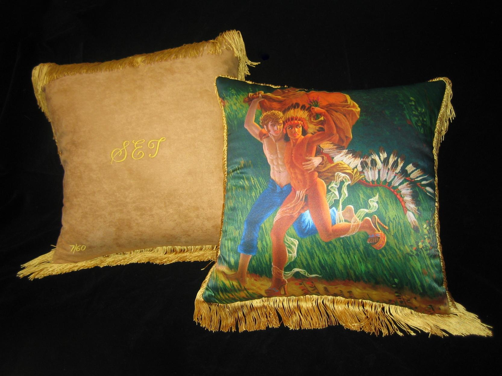 Parlour Pillow