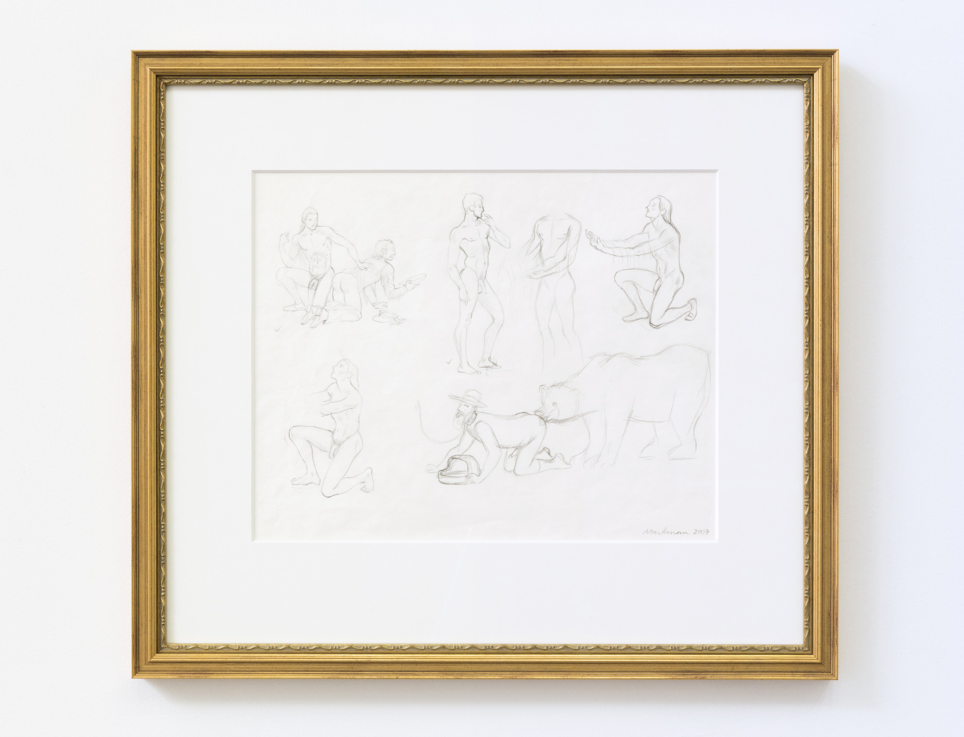 Study for The Triumph of Mischief (After Bosch)