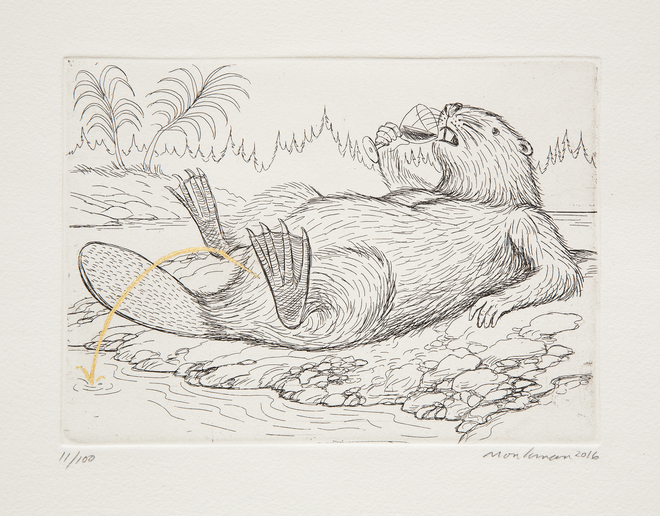 Bacchant Beaver