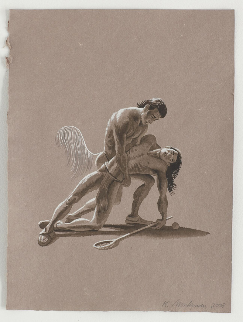 Study for Apollo and Hyacinthus
