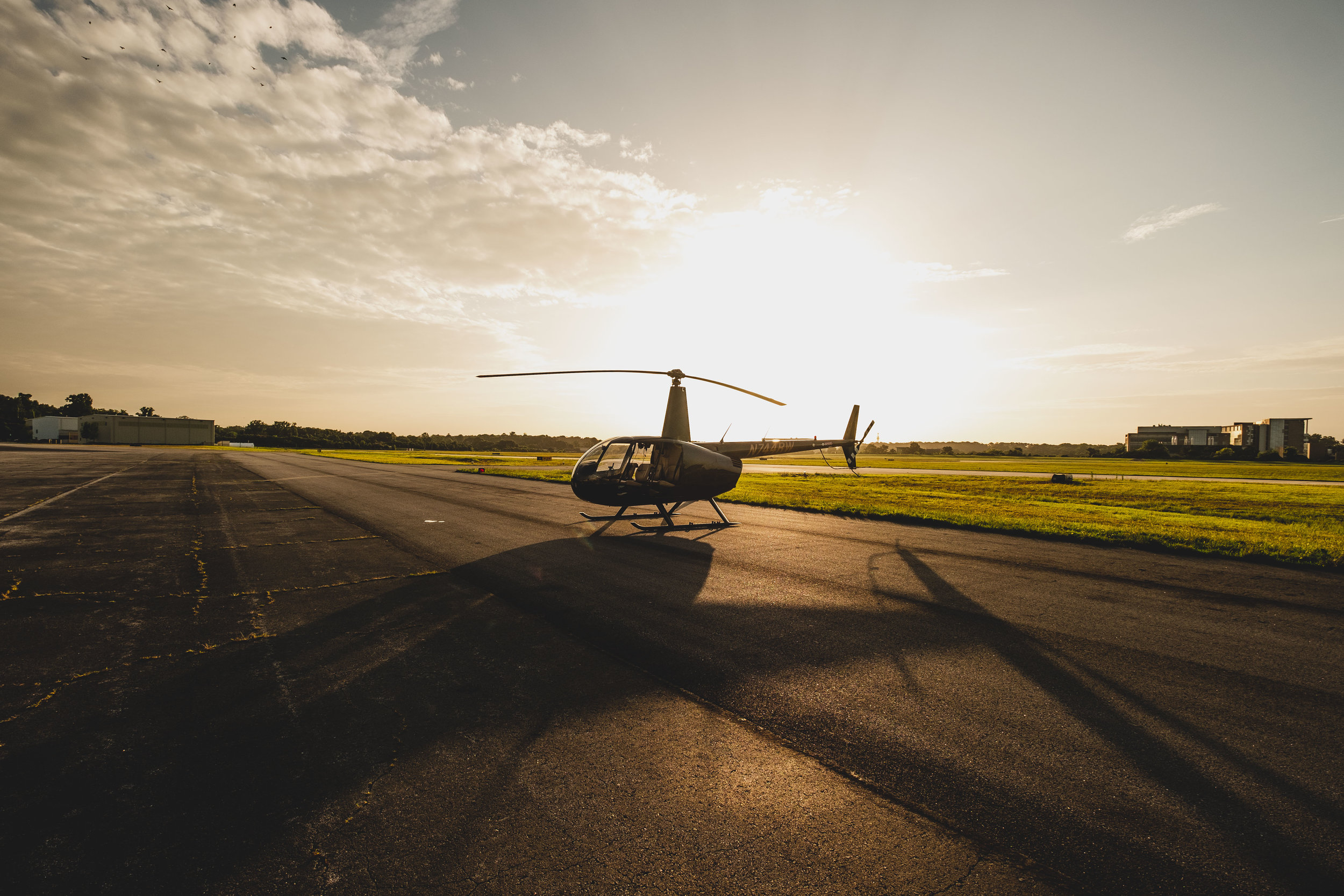 Special thanks to  Prestige Helicopters  who always give us a great flight.