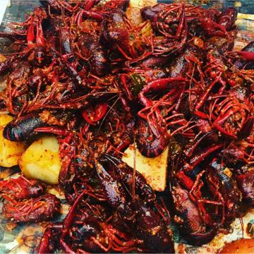 Jul 2017: Crawdaddy LIIIKE! Crawfish Boil
