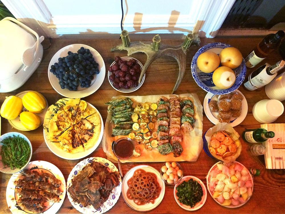 VICE - Learning to Make the Food of Chuseok, Korea's Version of Thanksgiving