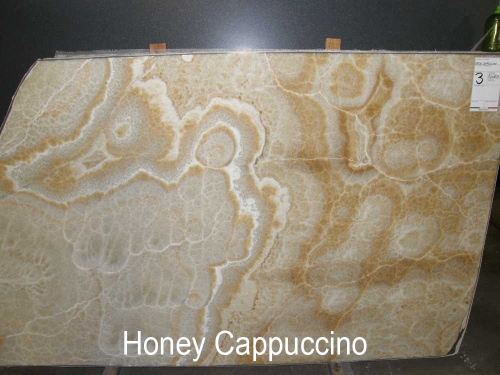 HONEY CAPPUCCINO 2CM