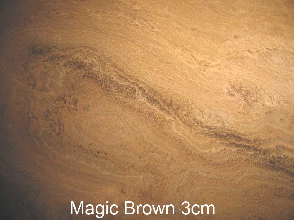 MAGIC BROWN 3CM