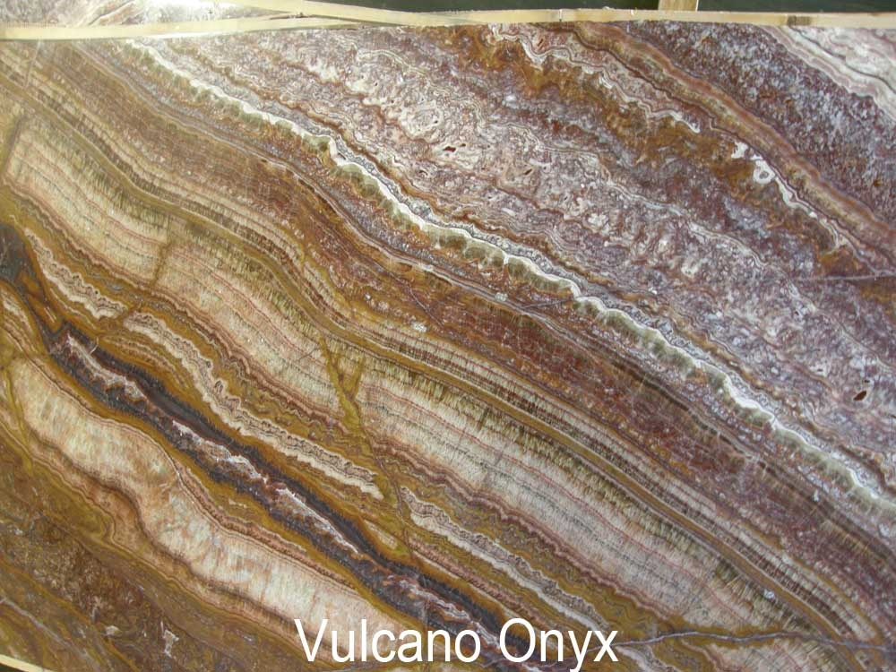 VULCANO ONYX 2CM