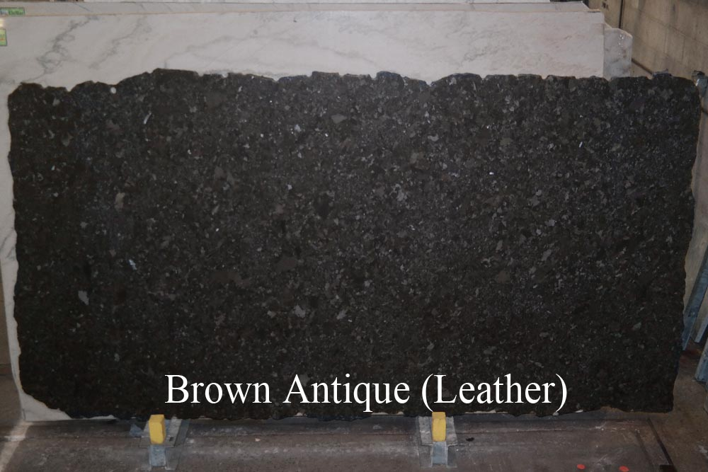 BROWN ANTIQUE (LEATHER)