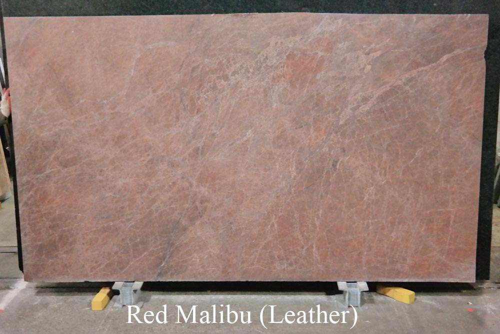 RED MALIBU (LEATHER)