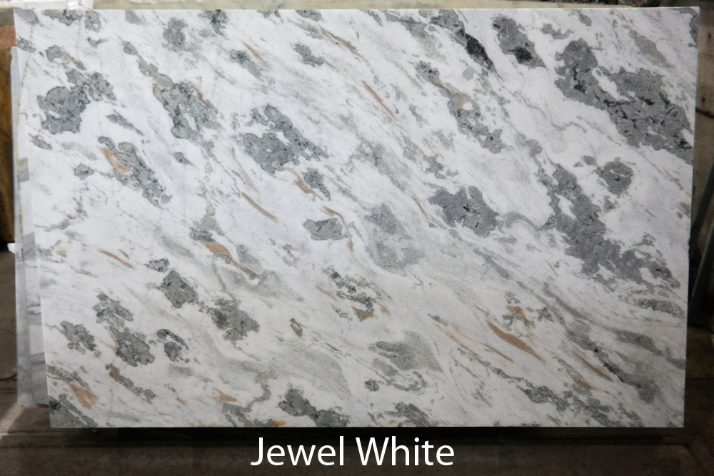 JEWEL WHITE