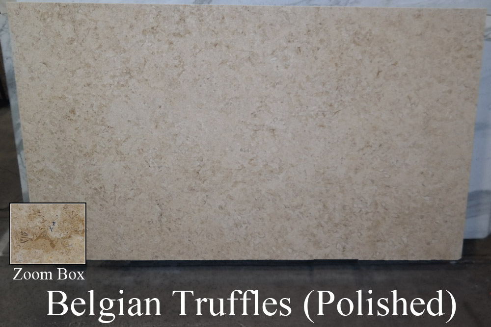 Belgian Truffles Polished