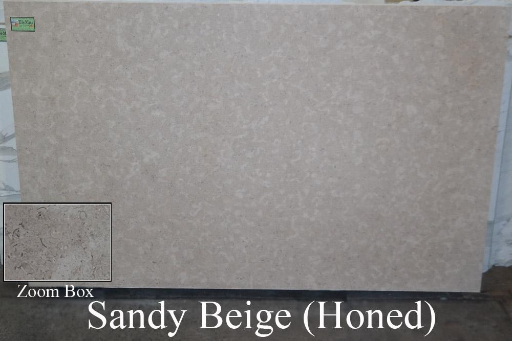 Sandy Beige Honed