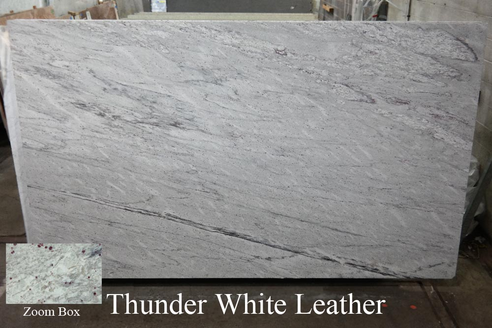THUNDER WHITE LEATHER