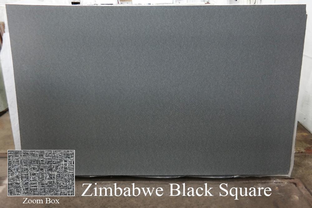 ZIMBABWE BLACK SQUARE