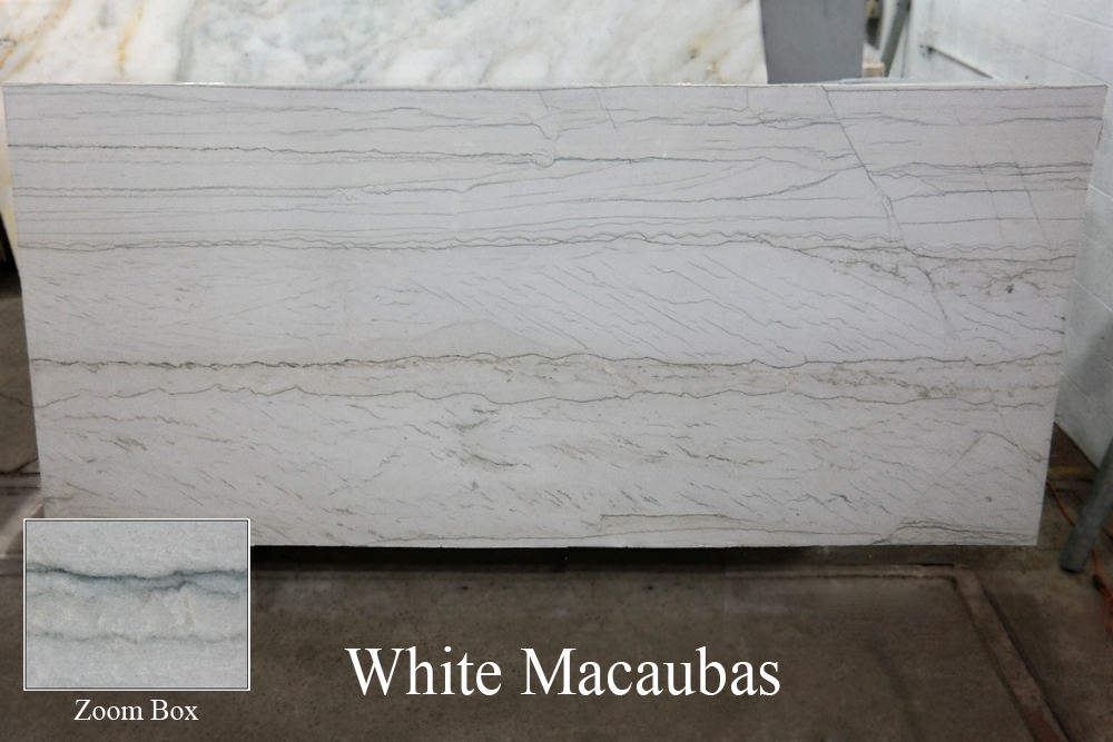 WHITE MACAUBAS